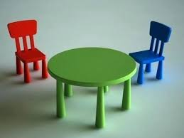 childrens round table and chairs kids table and chairs set view larger home design free