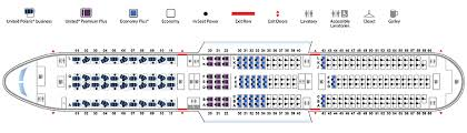 United Airbus Seating Chart United Boeing 787 10 Complete Review Samchui Com