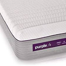 purple mattress. Plain Purple The New Purple Mattress Queen Size With Soft 4u201d Smart Comfort Grid Pad  And Cooling ComfortStretch Cover With Mattress