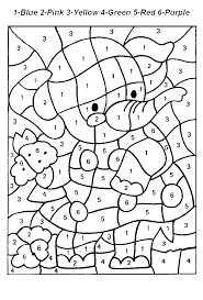 Rainbow Worksheets For Preschoolers Colors Worksheets For ...