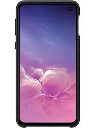 <b>Чехол Samsung Silicone Cover</b> Black для Galaxy S10e G970 ...