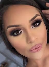 Dark Brown To Light Brown Eyes Wedding Makeup For Brown Eyes Wedding Pinners