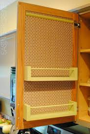 Kitchen Cupboard Organization Kitchen Organization Ideas For The Inside Of The Cabinet Doors