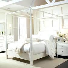 white canopy bed full – botscamp