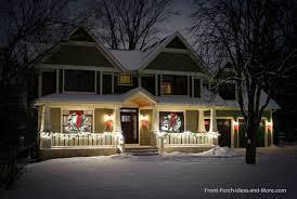 front porch lighting ideas. Christmas Light Ideas To Make The Season Sparkle Regarding Front Porch Lighting I