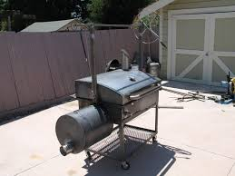 santa maria grill and smoker the bbq brethren forums homemade