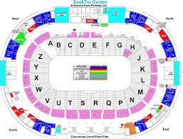 La Crosse Center Seating Chart Ticketmaster Sasktelcentre Saskatchewans Elite Sporting And Event