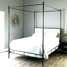 california king canopy bed frame – fitneslive.club