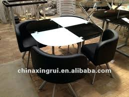 glass top dining table set 4 chairs india below 10000 splendid design person compact artistic
