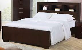 modern king bed frame. Brilliant Bed Image Of Contemporary Platform King Bed Frame Intended Modern E