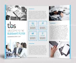 Template Brosur 40 Free Professional Tri Fold Brochures For Business Graphicsfuel