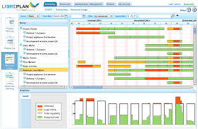 Gantt Chart Resource Allocation 58 Correct Gantt Chart Software Open Source Download
