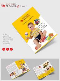 Play School Pamphlet Design Magdalene Project Org