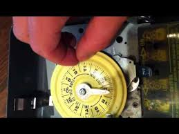 setting the time on a timer setting the time on a timer generation 3 electric