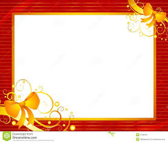 Red Photo Frames Red Christmas Frames Clipart