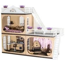 огонек домик для кукол огонек коллекция без мебели