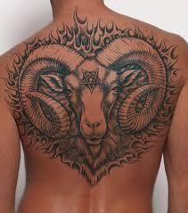Tetování Znamení Beran Fotogalerie Motivy Tetování