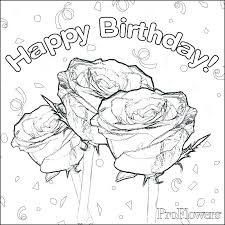 printable happy birthday coloring pages for dad great free cards pawpaw page barbie