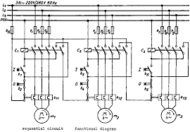 lighting contactor wiring diagram photocell wiring schematic how to wire a contactor for a 3 phase motor at Contactor Wiring Diagram