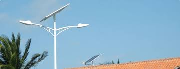 40w Solar Street Light System  STech HoldingsSolar System Street Light