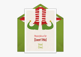 Christmas Party Invitations Template Free Free Online