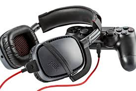 amazon com polk audio striker pro p1 universal gaming headset image unavailable image not available for color polk audio striker
