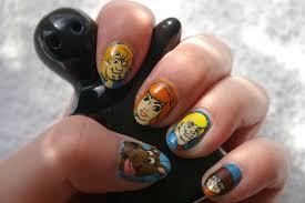 Scooby Doo Nails by xX-PixiePie-Xx on DeviantArt