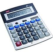 spl x digit desktop calculator staples spl 290x 12 digit desktop calculator