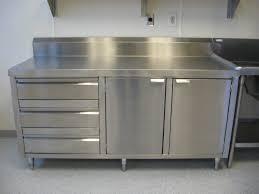 Ikea Kitchen Cabinet Shelves Kitchen Stainless Steel Kitchen Cabinets With Stainless Steel