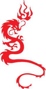 Red Dragon Logo Vector (.EPS) Free Download
