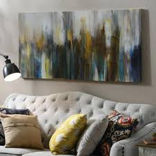 wall art above sofa ideas for decorating over the couch my blog home interior 6