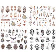 12 вариантов дизайна слайдер для ногтей переводные наклейки для нанесения