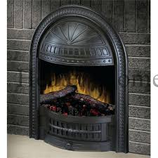 electric fireplace insert deluxe electric fireplace insert kit and led logs electric fireplace inserts