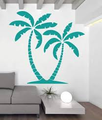 palm trees wall decals vinyl decor wall