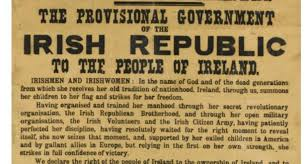 Image result for easter rising proclamation