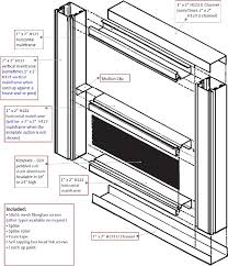 porch screening materials screened wall systems aluminum screening systems