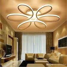modern minimalism led ceiling lamp