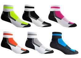 Coolmax All Season Quarter Crew Socks By Aero Tech Designs