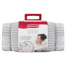 rubbermaid 17 x 36 white olefin