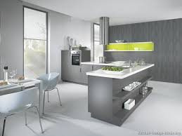 Perfect Modern Grey And White Kitchens More Pictures Gray Kitchen In Ideas