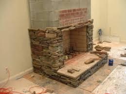 stone veneer over brick fireplace stone fireplace light colored bricks inside stacked stone fireplace stone veneer stone veneer over brick fireplace