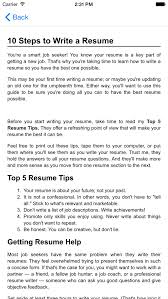 ... Itouch Resume Writing by Guide To Writing The Curriculum Vitae R 233  Sum 233 Par Sinh ...