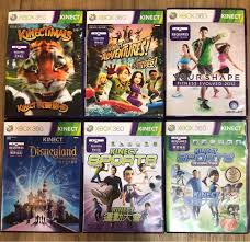 Xbox 360 Kinect Games, Toys & Games ...