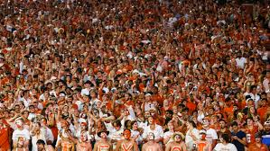 Ut Texas Football Stadium Seat Chart Texas Faces Student Section Issue After Unsafe Game