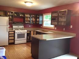 Rustoleum Kitchen Cabinet Painting Kitchen Cabinets Sometimes Homemade