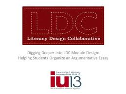 the counterclaim ppt video online digging deeper into ldc module design helping students organize an argumentative essay