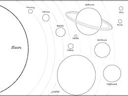 Printable Solar System Coloring Pages Solar System Coloring Pages