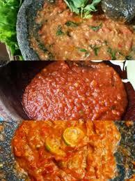 Assalamualaikum jumpa lagi yc di channel resep bunda tika kali ini saya akan berbagi resep pecel sayuran super enak dan. Resep Sambal Pecel Ayam Rectangle Circle