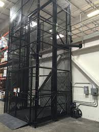 Vrc Freight Lift Lift Table Installation In Wisconsin