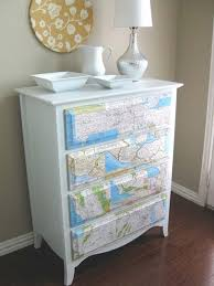 decoupage ideas for furniture. 27 Cool DIY Furniture Makeovers With Wallpaper Amazing Regard To On Plan 8 Decoupage Ideas For